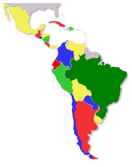 ColorIURIS - Iberoamerica
