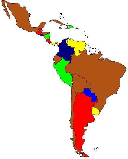pintando Iberoamerica