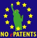 no a las patentes de software