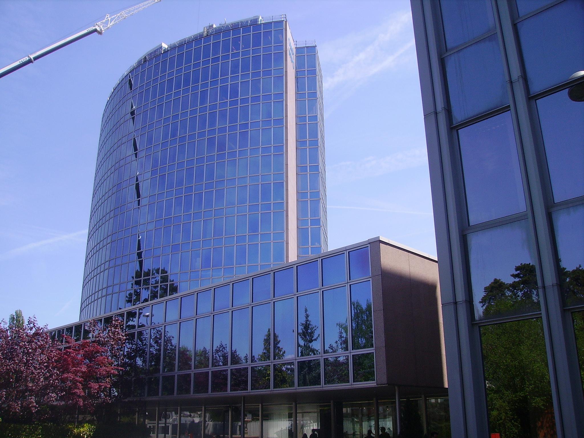edificio OMPI