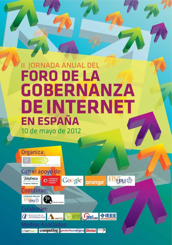II Jornada IGF España 2012