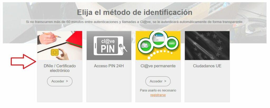 Servicios de electrónicos de confianza para autenticación y firma.